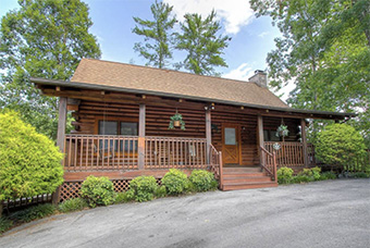 grinnin bears 5 bedroom pet friendly cabin Pigeon Forge by Auntie Belhams Cabin Rentals