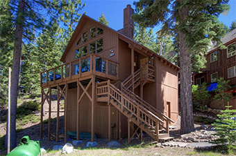 tere top 3 bedroom pet friendly cabin south lake tahoe by Lake Tahoe Accommodations