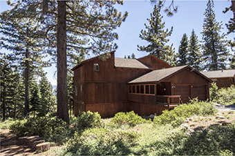 big pine 5 bedroom pet friendly cabin north lake tahoe by Hauserman Rental Group