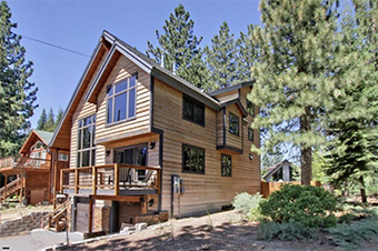 country club estates 5 bedroom pet friendly cabin south lake tahoe by Peak Tahoe Rentals