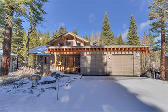 creekside at alpine meadows 5 bedroom pet friendly cabin north lake tahoe by Tahoe Getaways