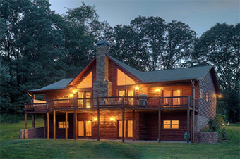 Three Bedroom Pet Friendly Cabins In The North Georgia Mountains Pet Friendly Vacation Rentals North Georgia Mountains