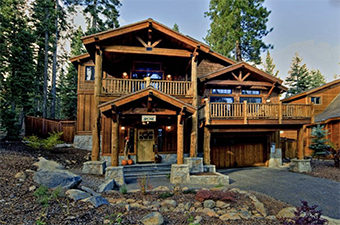 olive branch 4 bedroom pet friendly cabin north lake tahoe by Tahoe Getaways