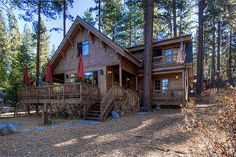 smokey joes 5 bedroom pet friendly cabin south lake tahoe by Lake Tahoe Vacation Rentals