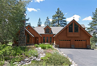 tee time at northstar 5 bedroom pet friendly cabin north lake tahoe by Tahoe Getaways